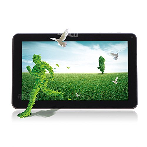 iRULU 9 Zoll Quad Core 8GB Tablet Google Play GMS Android 4.4 Lesen Buch Pad