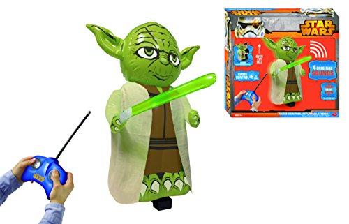 Dickie-Spielzeug 201126008 - RC aufblasbarer Star Wars Yoda