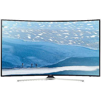 SAMSUNG UE65KU6179, 163 cm (65 Zoll), UHD 4K, SMART TV, LED TV, 1400 PQI, DVB-T2