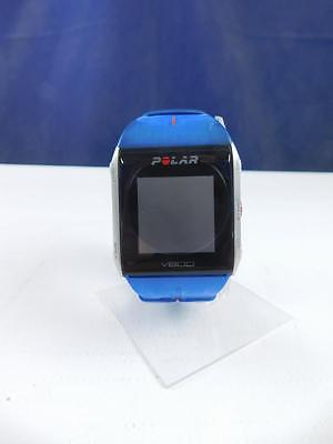 POLAR Trainingcomputer V800 Fitnessarmband Aktivitätentracker Blau