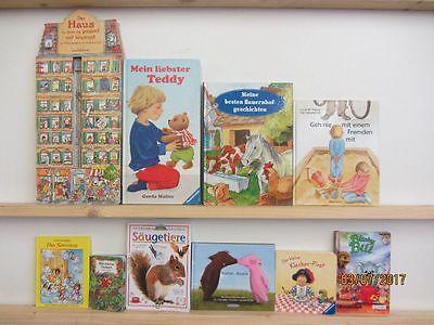 69 Bücher Kinderbücher Kleinkinderbücher Kindergartenbücher Bilderbücher