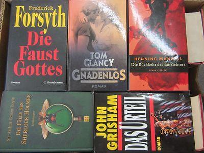 31 Bücher Romane Krimi  Kriminalromane Spionageromane Detektivromane Paket 1