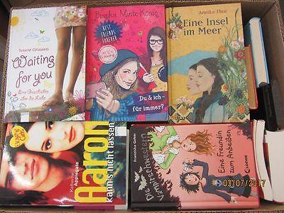 55 Bücher Jugendromane Jugendbücher junge Leser für Mädchen Top Titel