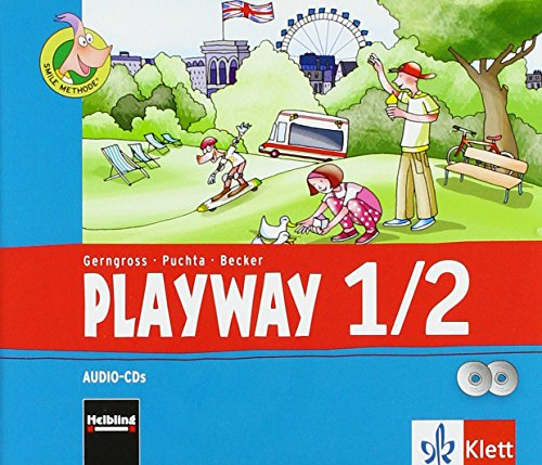 Playway. Für den Beginn ab Klasse 1 / Lehrer-Audio-CD 1.-2. Schuljahr