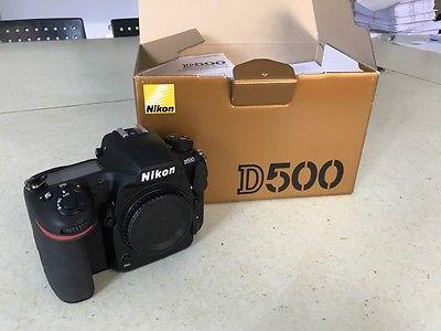Nikon D500 Gehäuse Neuwertig!!!