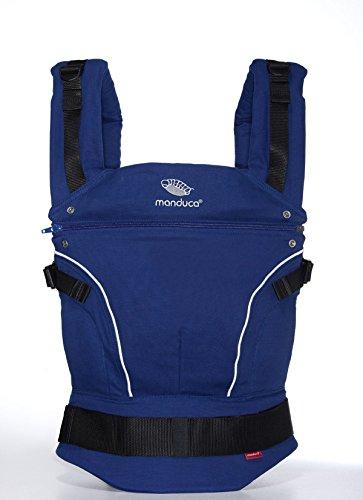 manduca 222-03-73-000 PureCotton, blau