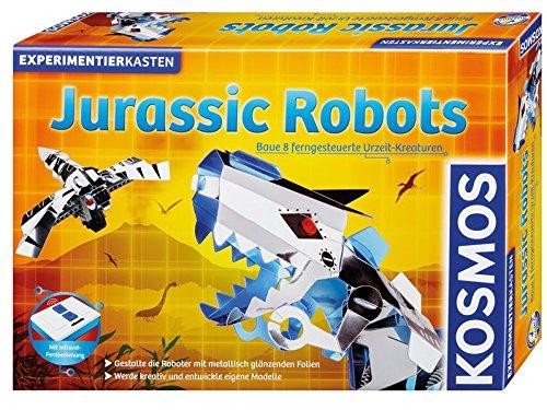 KOSMOS 620394 - Jurassic Robots