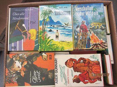 52 Bücher ältere Kinderbücher ältere Jugendbücher ältere Jugendromane