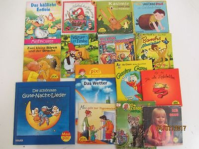 250 Pixi Bücher und ähnliche Kinderbücher Pixihefte  Pixibücher u.ä.