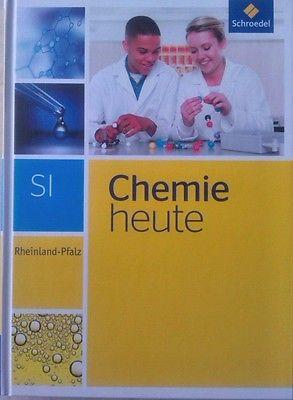 Schroedel Chemie heute SI, Rheinland-Pfalz, ISBN: 978-3-507-88090-0