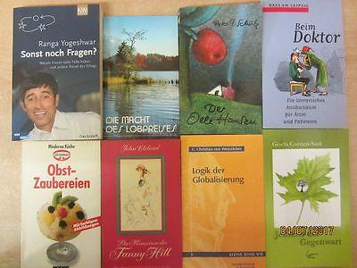 146 Bücher Taschenbücher verschiedene Verlage