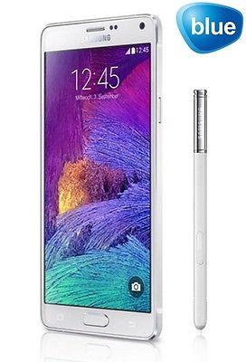 Samsung SM-N9100 Dual SIM Galaxy Note 4 - Weiss ...NEU...