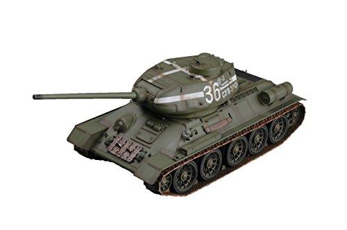 Torro 707 - T34/85 RC Panzer mit Gefechtsimulation 1/16, 2.4 Ghz, grün