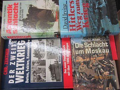 30 Bücher Bildbände Dokumentation 2. WK 3. Reich NSDAP Nationalsozialismus
