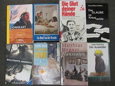 138 Bücher Taschenbücher verschiedene Verlage