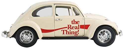 Coca Cola Maßstab 1: 241966VW Beetle The Real Thing Modell Auto