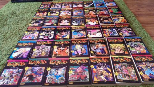 Dragonball Z Manga Deutsch 1. Auflage