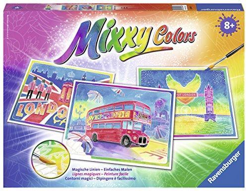 Ravensburger Mixxy Colors 29494 - London, Malset