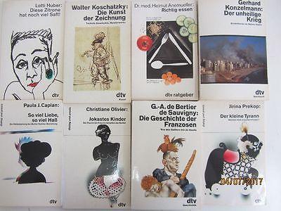 77 Bücher Taschenbücher