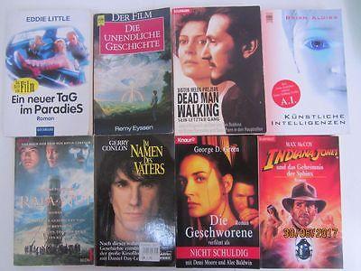 87 Bücher Taschenbücher Romane Filmromane Das Buch zum Film