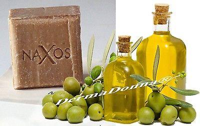 8 x 125g Olivenseife/Olivenölseife/Naturseife - 1000g/8,98€ (100g/0,89€)