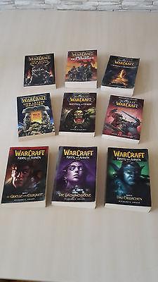 World of Warcraft  9 Bücher