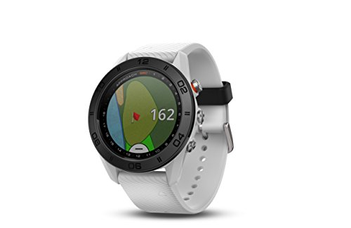 Garmin Approach S60GPS-Uhr Weiß