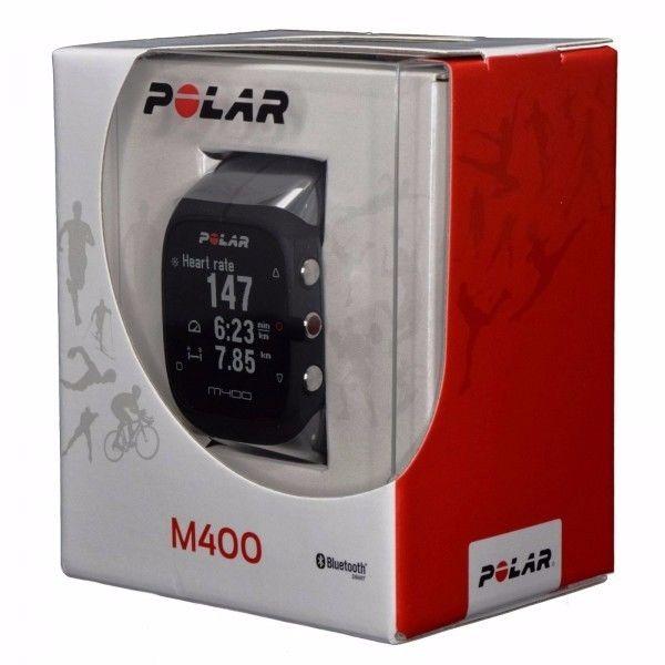 Polar M400 GPS -Sportuhr mit Brustgurt Herzfrequenzsensor NEU + OVP TOP