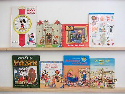 41 Bücher Kinderbücher Kleinkinderbücher Kindergartenbücher Bilderbücher Paket 1