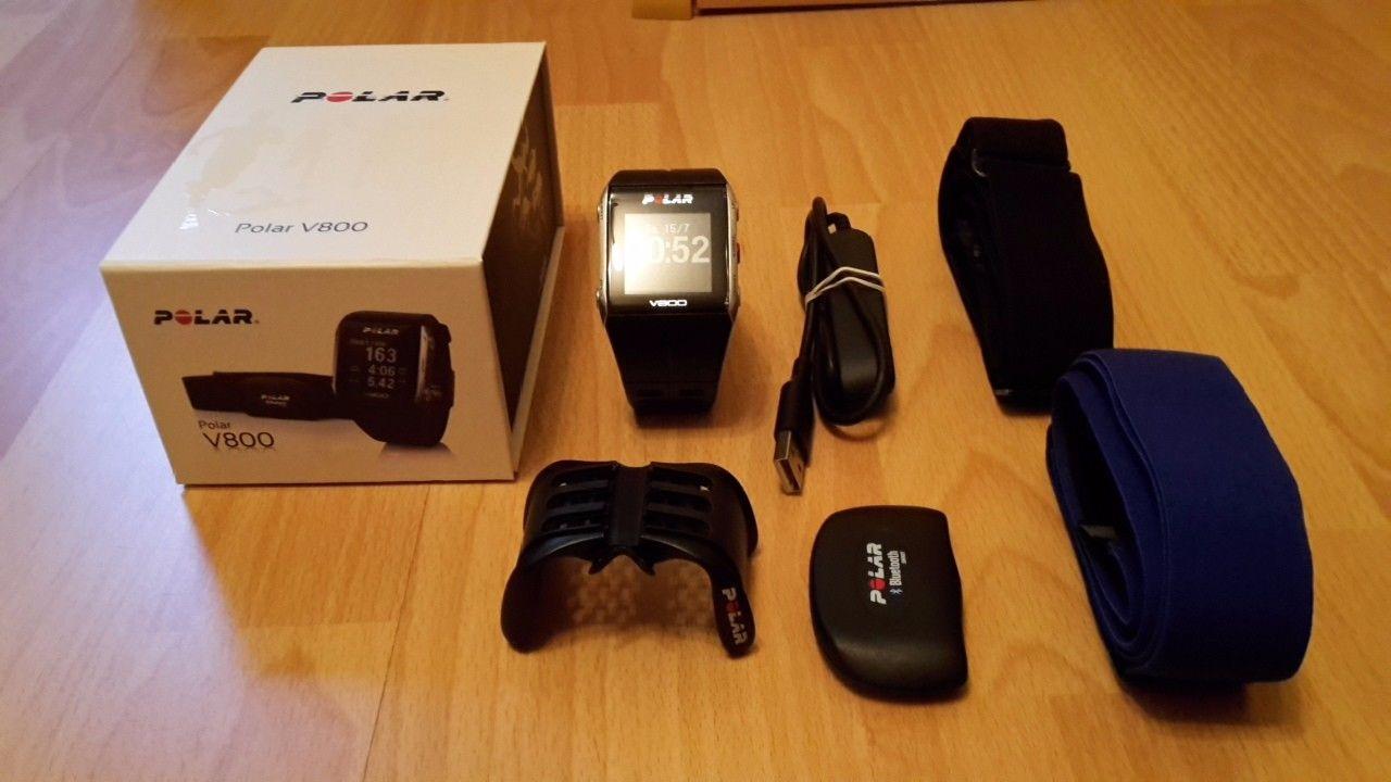 Polar V800 GPS Sportuhr