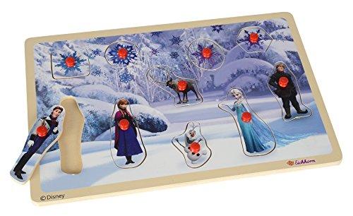 Eichhorn 100003371 - Eichhorn, Disney Frozen, Steckpuzzle