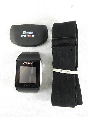 Polar V800 HR schwarz/grau, Trainingsuhr, Aktivitätentracker, Fitnessuhr