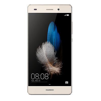 HUAWEI P8 Lite, Smartphone, 16 GB, 5 Zoll, Gold, LTE