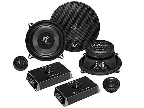 Hifonics Auto Lautsprecher 320 Watt Nachrüstung für Ihren VW Golf II , Jetta II alle Einbauort vorne :Türen / hinten : --