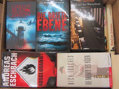 29 Bücher Romane Krimi Thriller Psychothriller  Top Titel Bestseller