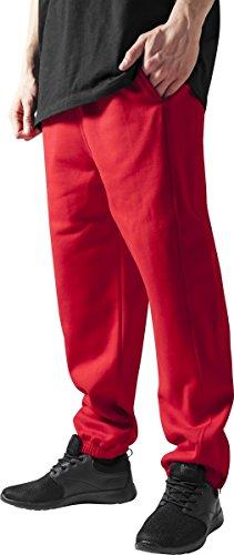 Urban Classics Sweatpant Red