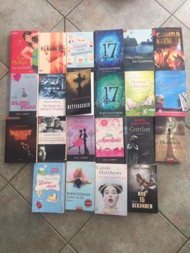 ??Bücherpaket 22 Stück??