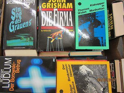 43 Bücher Romane Krimi  Kriminalromane Spionageromane Detektivromane