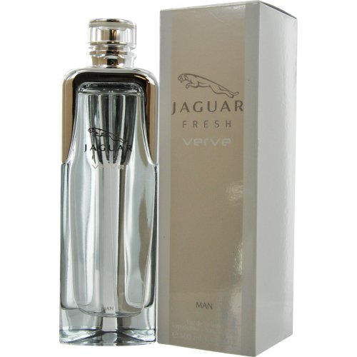 Jaguar Fragrances Fresh Verve, homme/man, Eau de Toilette, 100 ml