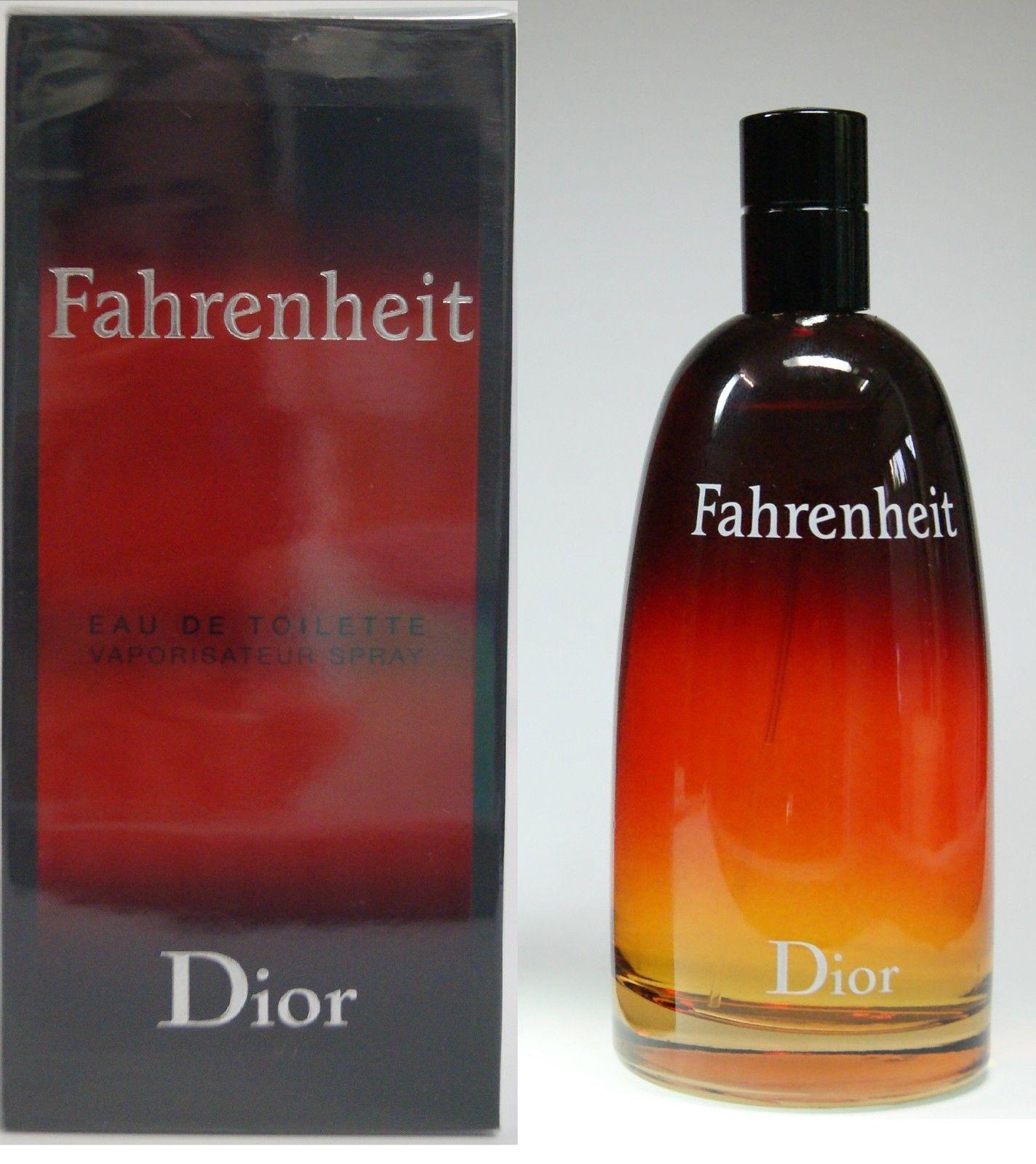 Christian Dior Fahrenheit  Eau de Toilette Spray 200 ml EDT ( 48,80 / 100 ml )