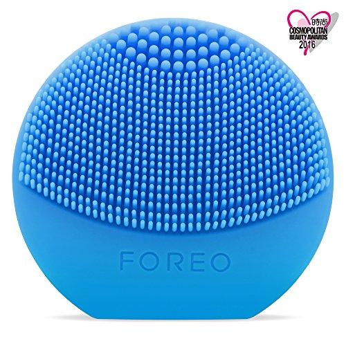FOREO Luna play Gesichtsreinigungsbürste, aquamarine