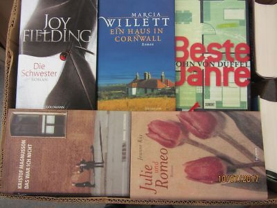 33 Bücher Romane Top Titel Bestseller Paket 2