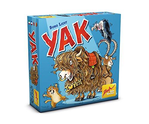 Zoch 601105086 - Yak Kartenspiel