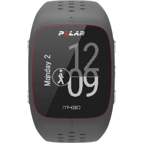 Polar M430 GPS-Laufuhr Pulsuhr grau antrazith schwarz - Ungeöffnet u. Orig. verp
