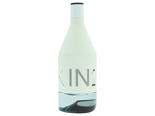 Calvin Klein in 2U for Him EDT Spray 100.0 ml, 1er Pack (1 x 100 ml)