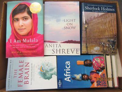 52 Bücher englische Bücher Romane Sachbücher Reiseführer Bildbände u.a.