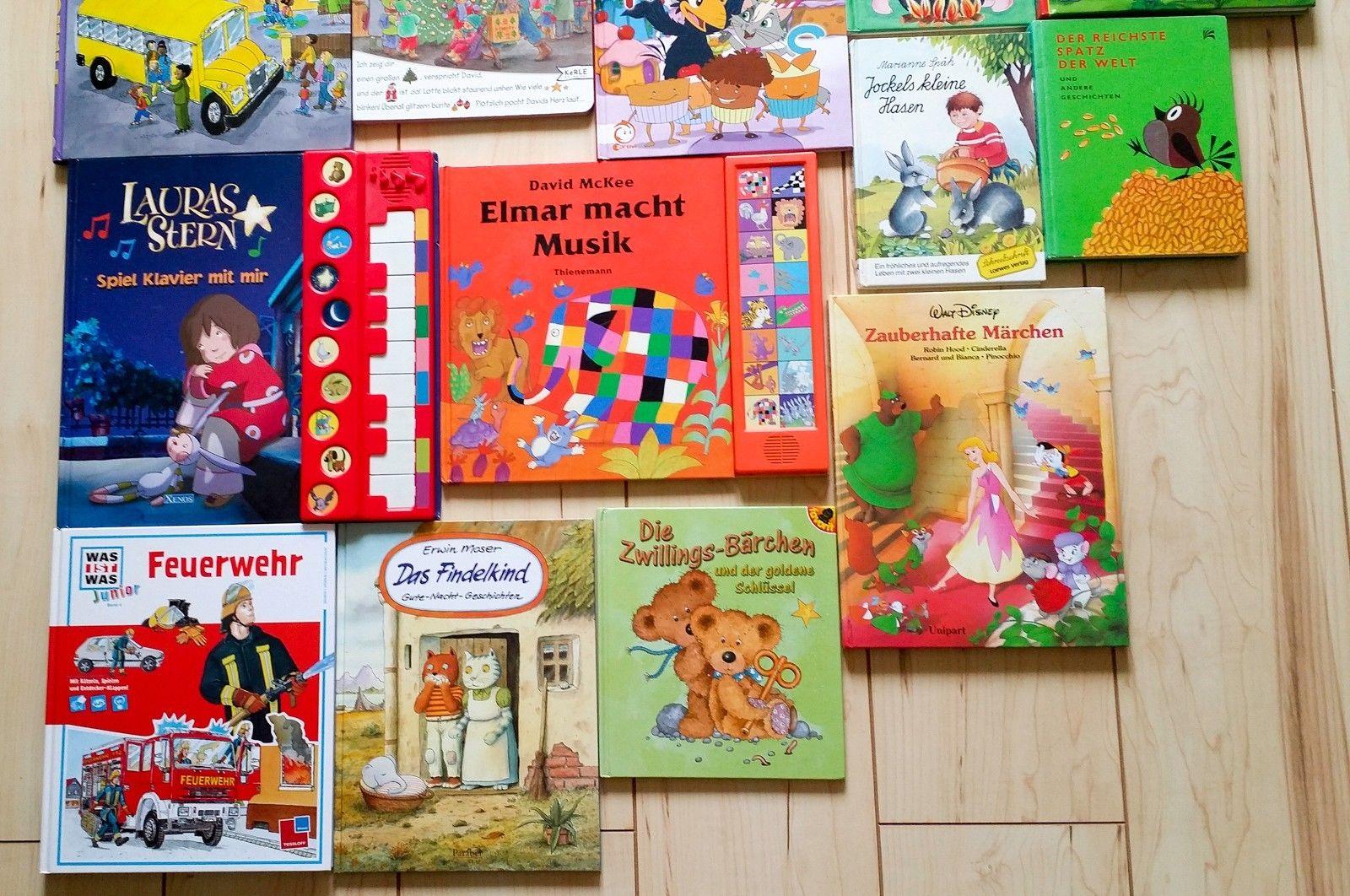 52 Kinderbücher XXL Paket - 2 bis 9 Jahre komplett