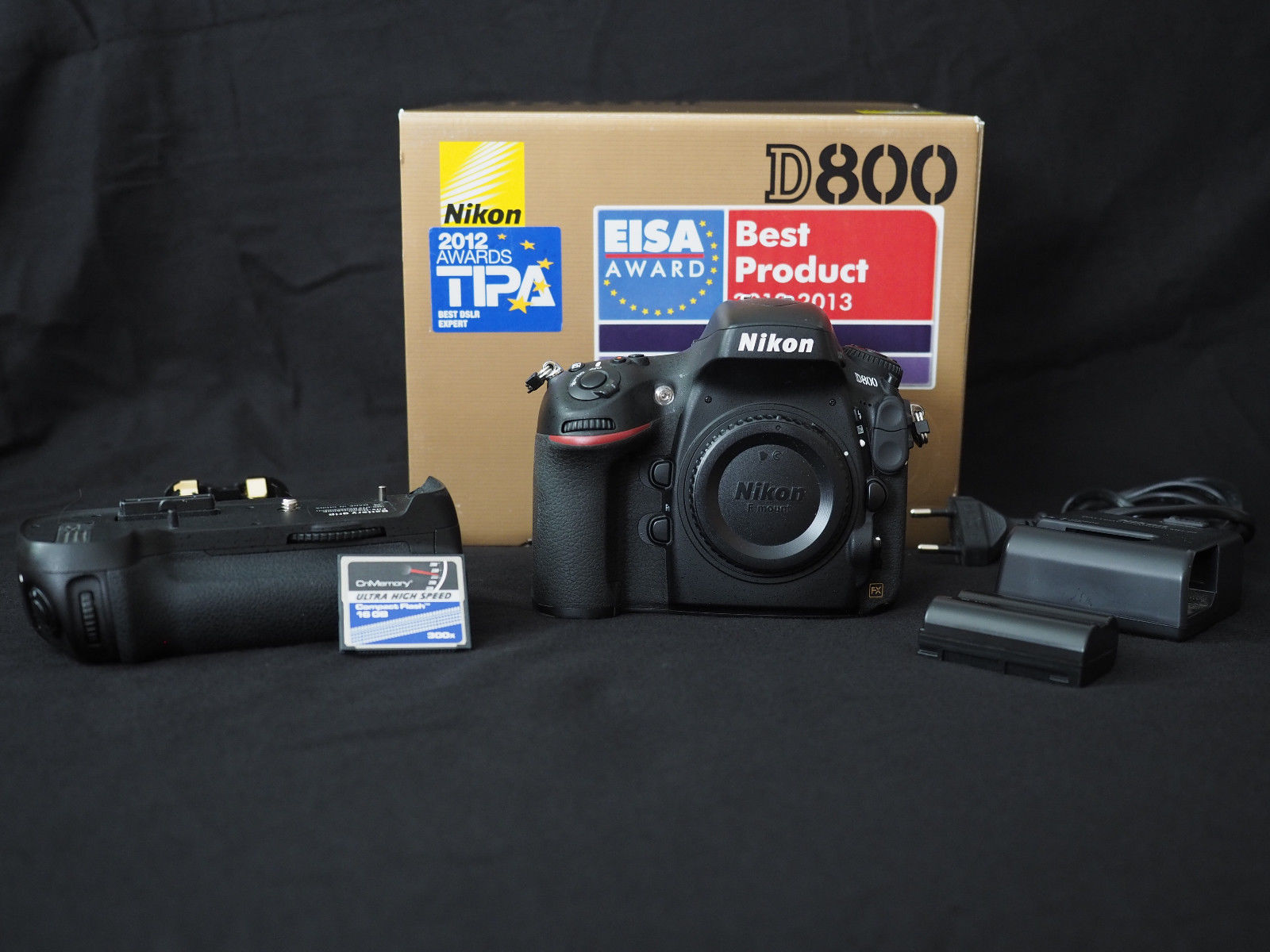 Nikon D800 36.3 MP SLR-Digitalkamera