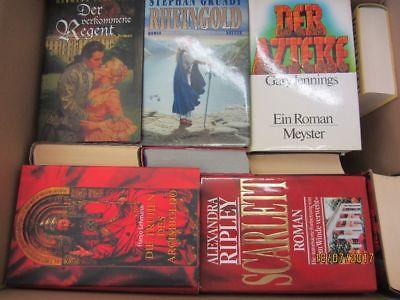 30 Bücher Romane historische Romane Top Titel Bestseller Paket 3