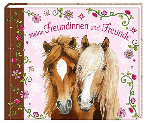 Meine Freundinnen und Freunde - Pferdefreunde (Eintragbücher)
